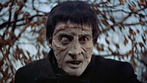 curse of frankenstein creature in woods 1