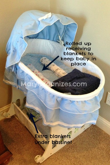 Temp Nursery Bassinet