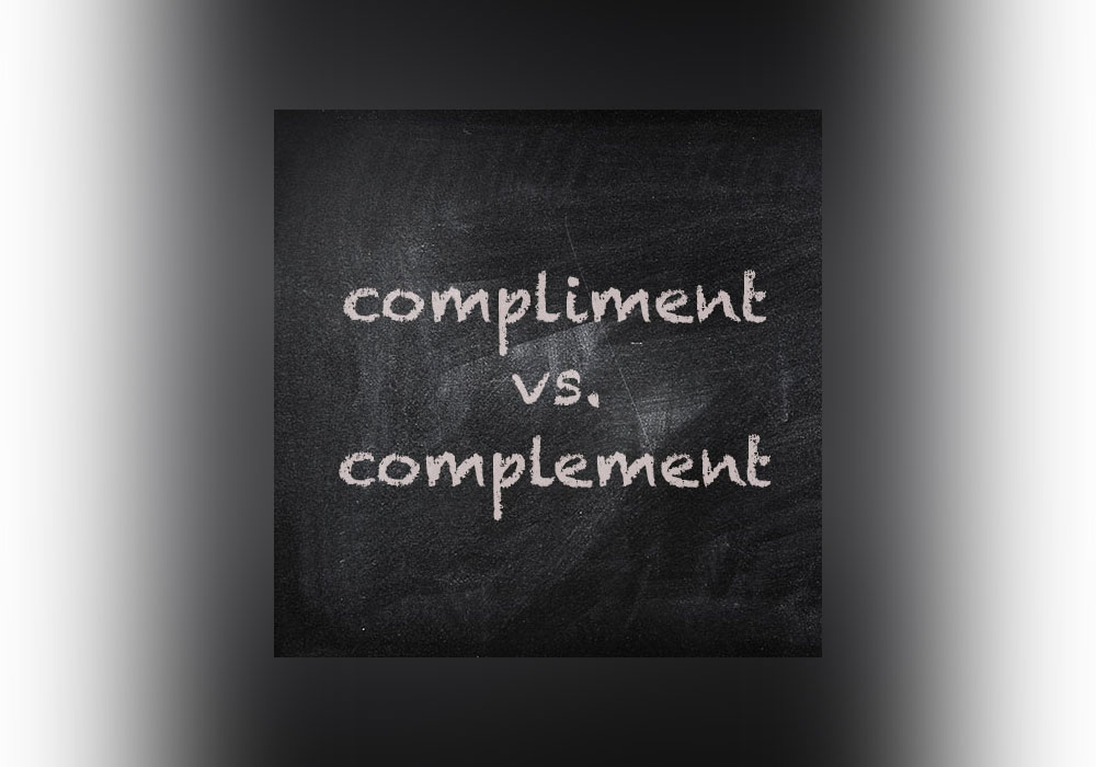 Compliment vs Complement  Everything After Z by