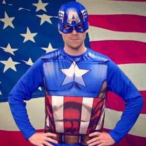 The American Hero - Superhero Video Messages