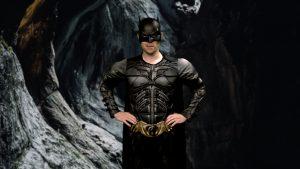 The Bat Hero - personalised superhero video message