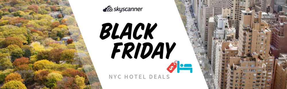cyber monday hotel deals 2019 nyc