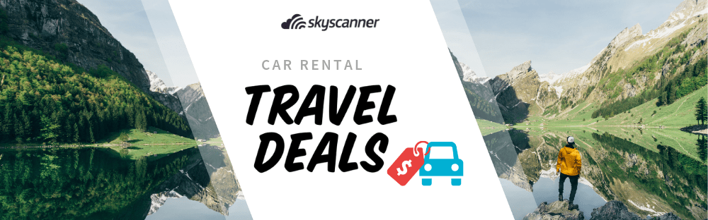 Black Friday Cyber Monday Car Rental Deals 2019 Skyscanner
