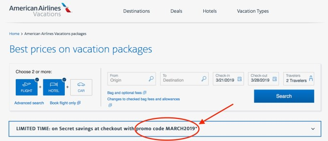 airline promo codes a