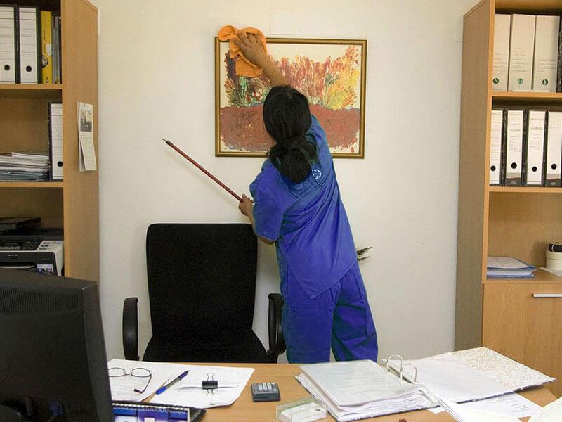 Come avere un ufficio pulito e profumato Turbo Clean Expert SRL Impresa Pulizie Firenze
