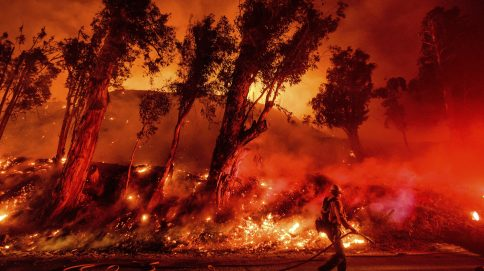 The 2019 California wildfires caused less damage than the last two  devastating seasons | AccuWeather