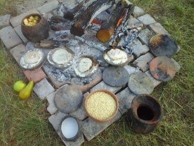 atelier cuisine préhistorique