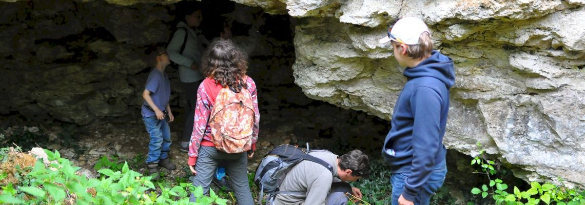 visite de sites archéologiques