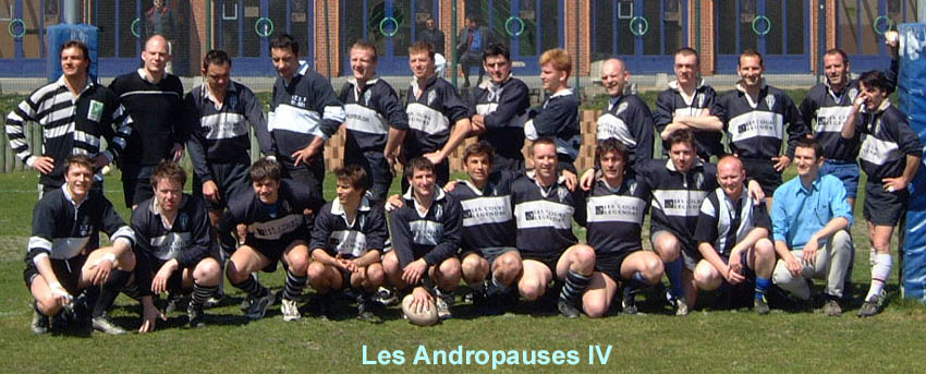 Les Andropauses IV