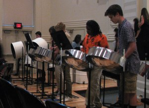 Jazz Band at Spring Concert 2015