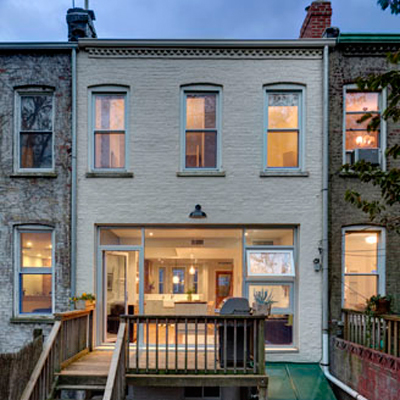 Windsor Place Rowhouse