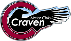 Craven MC badge