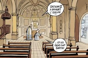 Vatican d'Eux cinquante ans après