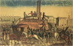 Exécution du Roi Louis <abbr data-recalc-dims=
