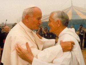 Karol Wojtyla aimait le Frère Roger