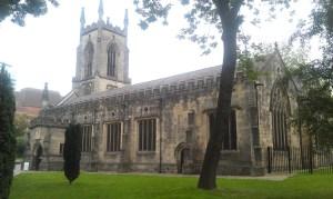 L'église St Jean l'Évangéliste, la plus ancienne église de Leeds