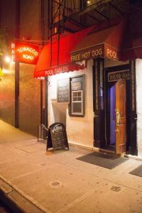 """Le Tobacco Road, un """"dive bar"""" c'est-à-dire en bon français un """"boui-boui"""""""