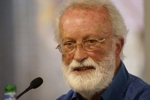 L'intellectuel athée Eugenio Scalfari