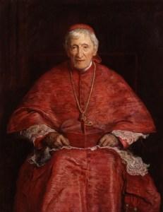 John-Henry Newman by Sir John Everett Millais