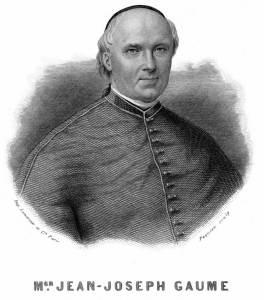 Mgr Jean-Joseph Gaume