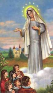 La Vierge de Medjugorje