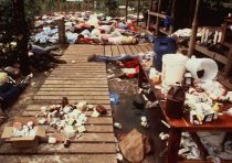 Le massacre de Jonestown