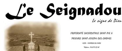 Seignadou (fsspx)