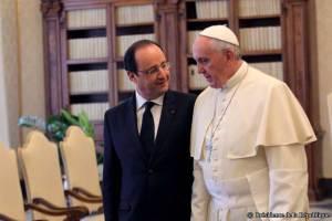 Rencontre de François ز et de François Ø