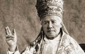 Saint Pie X, né Giuseppe Melchiorre Sarto