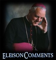 Eleison Comments Bishop Williamson