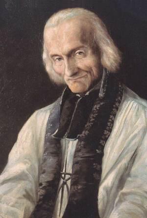 Jean-Marie Baptiste Vianney, le saint Curé d'Ars