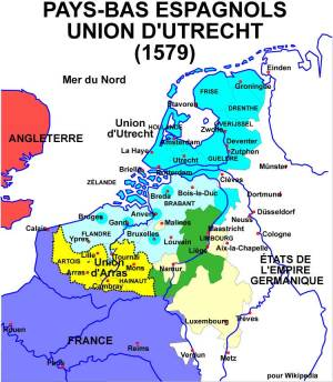 1579, Union d'Utrecht