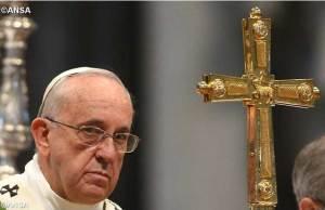 Le faux pape de la secte Conciliaire François Ø