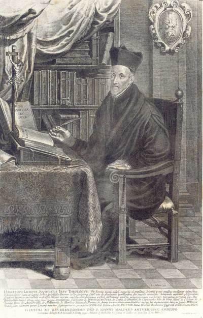 Leonardus Lessius (1554-1623)