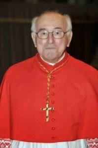 Cardinal Brandmüller