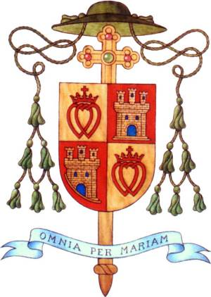 Blason Mgr de Galaretta