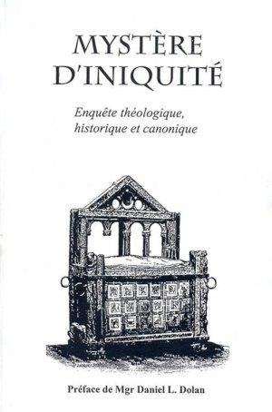 « Mystère d'iniquité » Collectif.