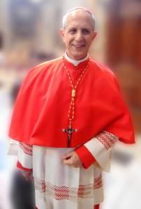 cardinal Mario Aurelio Poli