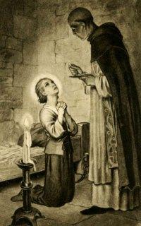 La dernière Communion de Jeanne d'Arc