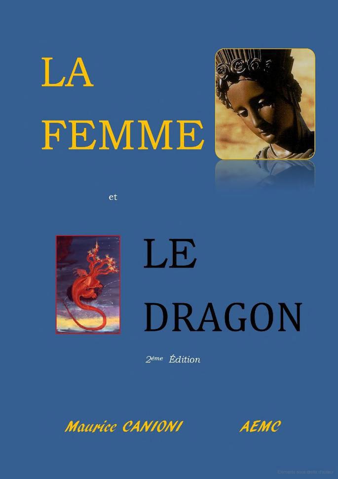 La Femme et le Dragon, par Maurice <abbr data-recalc-dims=