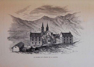 La Salette - église de La Salette