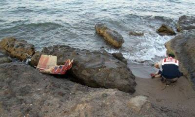 L'enfant est retrouvé échoué sur la rive