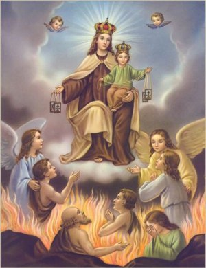 Notre Dame Auxiliatrice des Âmes du Purgatoire