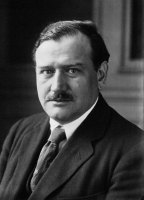 Édouard Daladier en 1924
