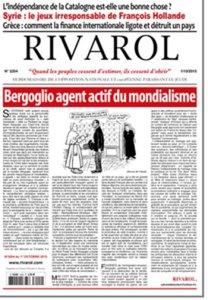Rivarol du 1er octobre 2015, n°3204
