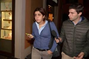 Francesca Chaouqui a été arrêtée le week-end dernier.