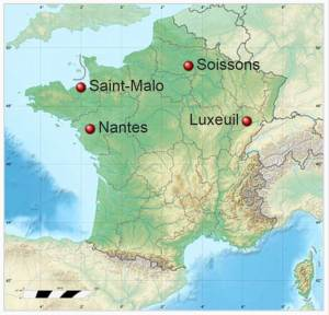 Columbanus-en-France