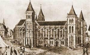 Ancienne Basilique Saint-Martin de Tours