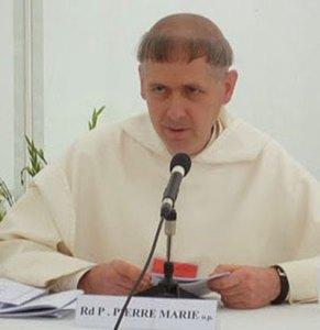 R.P. Pierre-Marie de Kergolay