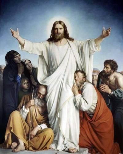 Jésus-Christ le sauveur des humains